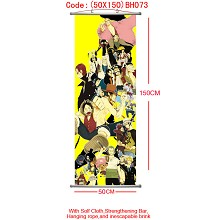 One piece wallscroll(50X150)BH073