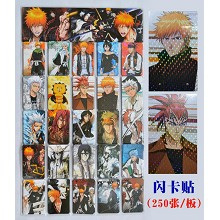 Bleach stickers(250pcs a set)