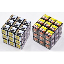 Naruto Magic Cube