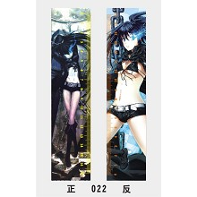 Black rock shooter rulers(10pcs a set)