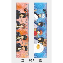 Gintama rulers(10pcs a set)