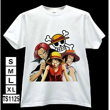 One piece T-shirt TS1125