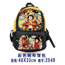 One piece Backpack/bag 2549