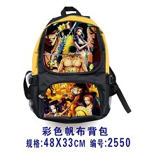 One piece Backpack/bag 2550