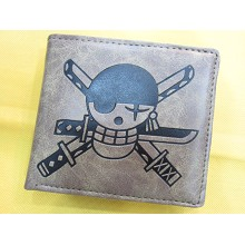 One Piece zero pu wallet