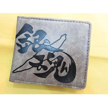 Gintama pu wallet