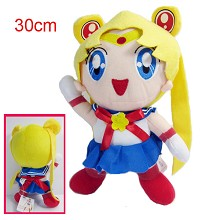 Sailor Moon plush doll