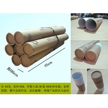 The wallscroll containers 450mm(7pcs a set)