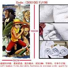One piece bath towel 50X100 YJ196