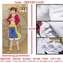 One piece bath towel 50X100 YJ197