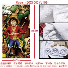 One piece bath towel 50X100 YJ199