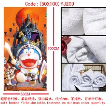 Doraemon bath towel 50X100 YJ209
