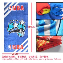 The NBA Orlando Magic team logo bath towel 70×150 MYJ027