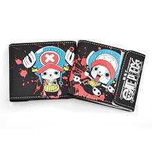 One piece chopper wallet QB-5067