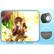 The Tempest of Zetsue mouse pad SBD1525
