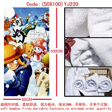 One piece bath towel(50X100)YJ220
