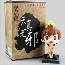 Tomb Notes anime figure