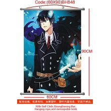 Ao no Exorcist wallscroll(60X90)BH848