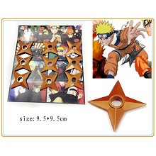 Naruto cos orange weapons(9pcs a set)