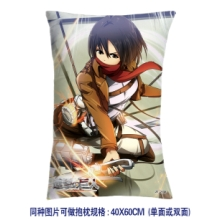 Shingeki no Kyojin double side pilow 2148(40*60)