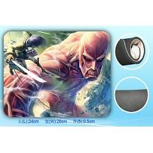 Attack on Titan mouse pad SBD1535