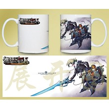 Attack on Titan cup BZ952