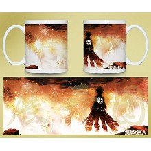 Attack on Titan cup BZ955