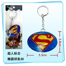 Superman key chain