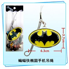 Batman phone strap
