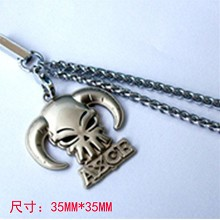 One piece phone strap