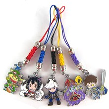 League of Legends phone straps set