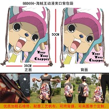 One Piece drawstring bag BBD056