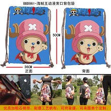 One Piece drawstring bag BBD061