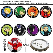 One Piece pins(8pcs a set)X205