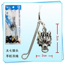 Final Fantasy phone strap