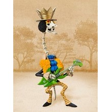 F.Zero15 Animal Series One Piece brook anime figure