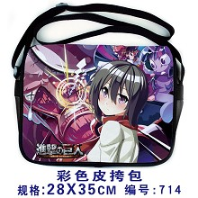 Attack on Titan bag satchel