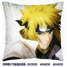 Naruto double sides pillow 3816