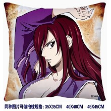 Fairy tail double sides pillow 3838