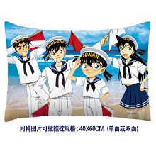 Detective conan double sides pillow 40×60
