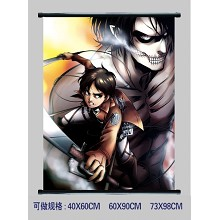 Attack on Titan wallscroll 1967