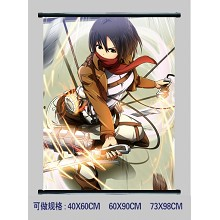 Attack on Titan wallscroll 1973