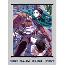 Attack on Titan wallscroll 1976