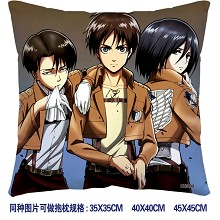 Attack on Titan pillow 3898