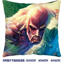 Attack on Titan pillow 3899
