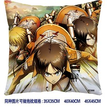 Attack on Titan pillow 3900