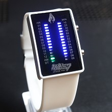 Hatsune Miku LED watch
