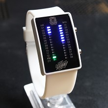 Reborn white LED watch