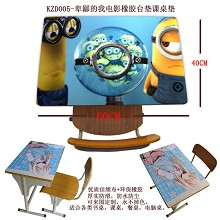 Despicable Me Rubber table mat KZD005
