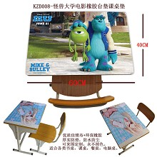 Monsters University Rubber table mat KZD008